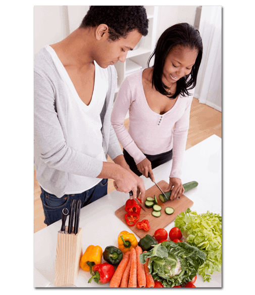 health coach healthy eating
