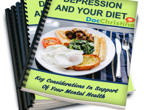 The Depression Diet! Change Your Mood by What you Eat!
