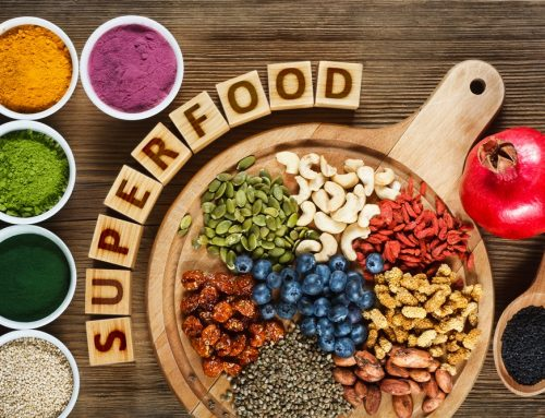Superfoods That Help With Depression