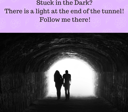 light at the end of the tunnel - hope - root-cause
